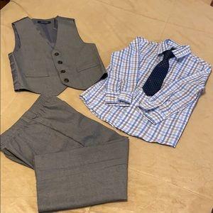 Náutica suit boys 4 pieces